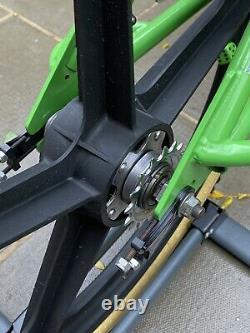 SE Racing Trick Master 85 RARE Old School BMX PK Ripper Quadangle Skyway Haro