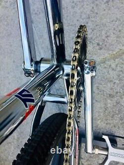 Skyway Ta XL 24, Old School Bmx Bike, Excellent Spec- Graphite Skyways + More