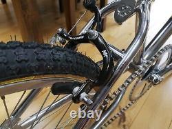 Stunning chrome GT Pro Old School BMX 1985. Original chrome