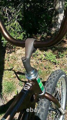 Team Mongoose vintage BMX Araya 7b Heavy Duty wheels Old School DG Webco Comp