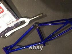 VTG Super RARE 80s GJS A-Frame Old School BMX hutch VDC Trickstar