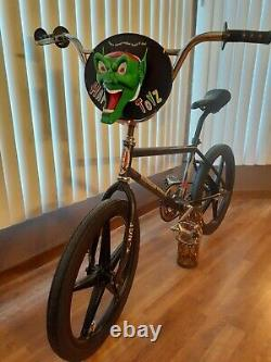 Vtg Old School 1979 American Redline MX-11 Race BMX Bike, Maximum Overdrive, 70s