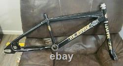 1984 Se Racing Pk Ripper Unstamped Landing Gear Forks Looptail Old School Bmx