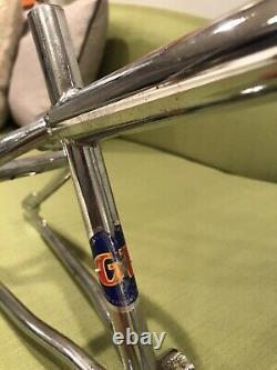 1985 Old School Gt Bmx Vélo Rare Vintage Freestyle Piste De Course Plat