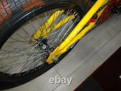 1999 Haro Revo Zippo Bmx Vélo 20 Vieux MID School Freestyle Vintage Fusion Master