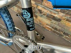 2007 30 Ans Pk Ripper Looptail Complete Bike 20 Inch Bmx Old School Retro