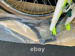 2020 Haro 20 Inch Bashguard Sport Complete Bike Neon Jaune Bmx 20 Old School