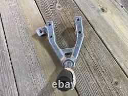 Classique Mtb Old School Bmx MX Quill Stem 22.2mm Slingshot Quill Stem Mountain