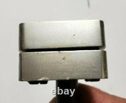 Début Des Années 1980 Tuff Neck Pro Modèle Silver Tiger Stamp Old School Bmx