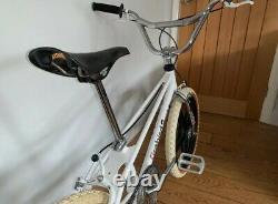 Dp Firebird Freestyler Old School Bmx Skyway Dia Comp Tange Sr