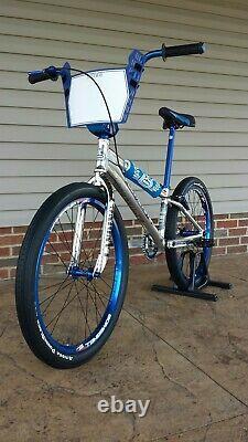 Floval Flyer XL Se Racing Bmx Bike Hommage À L'ancienne École
