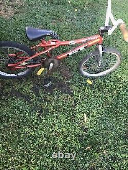 Gt Vertigo Bmx Freestlye Bike Performer Pro Dyno Old School Bike