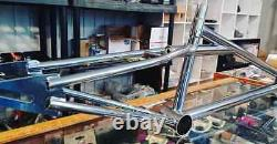 Kuwahara Primo Pro Old School Bmx Bike Cadre USA Made! S&m Haro Gt Dk Se Rl Nos