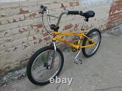 Old School 1997 Gt Vélo Intercepteur Bmx Vélo De Course, Principalement Original