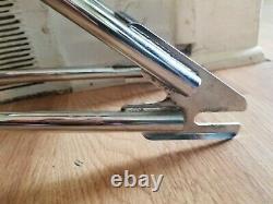 Old School Bmx 1984 Chrome Ghp Phase 1 20 Frame Fork Casque Og Rare Vintage