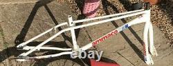 Old School Bmx Ammaco Freestyle King Vintage 80s Twin Tube Frame Haro Dp Torker