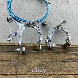 Old School Bmx Chrome Mx1000 Mx900 1983 Dia Compe Brake Caliper Set