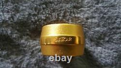 Old School Bmx Nos Suntour Seat Clamp 25.4 Pour 22.2 1 Gold Mongoose Vintage Sont