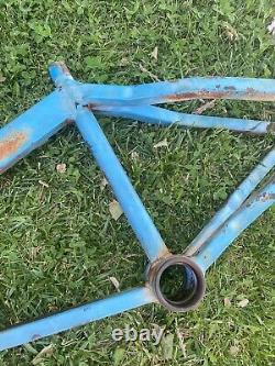 Old School Bmx Vintage Two Wheelers Super Stroker Frame 77 Webco Dg Jmc Mongoose