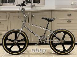 Old School Classic Dp Firebird Rare Freestyler Bmx Stunt Collector Bike Londres