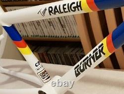 Raleigh Burner Brûleur D'équipe Personnalisé Aero Pro Old School Bmx Skyway Haro Mongoose