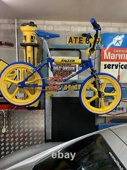 Raleigh Burner Tuff Burner Mk1 Skyway Old School Bmx