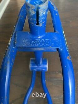 Rare Tout Original 1987 Dyno Compe Survivor Old School Freestyle Bmx Gt Detour