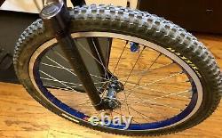 Rare Vintage Old School Bmx MID School Pro Concept Vélo Entièrement Chargé