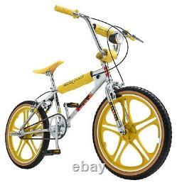 Rétro New Old School Style Mongoose Stranger Things 20 Pouces Bmx Bike Supergoose