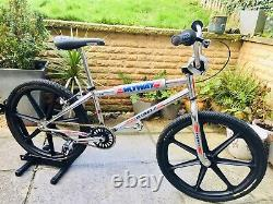 Skyway Ta XL 24, Old School Bmx Bike, Excellent Spec- Graphite Skyways + Plus