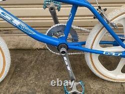 Vélo De Bmx De Vieille École