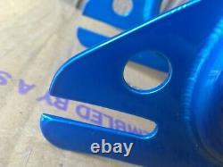 Vtg Old School Bmx 1983 Jmc Shadow Frame & Fork Candy Blue